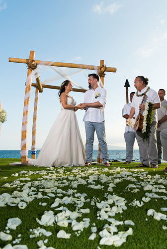 5 Palms Wailea | Maui Wedding Planner