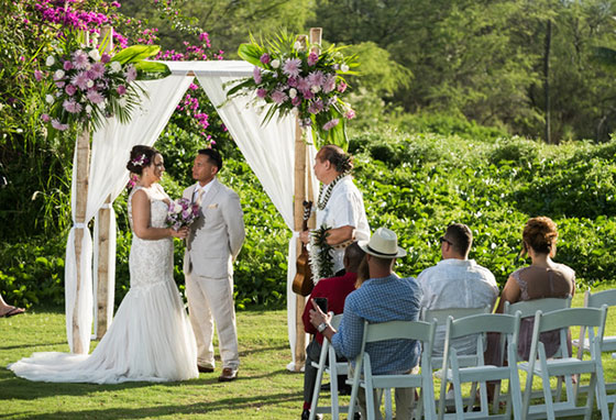 Gannon's | Maui Wedding Planner