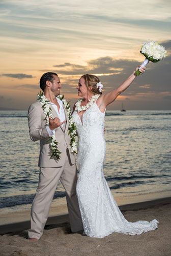 Get This Party Started | Maui Wedding Planner