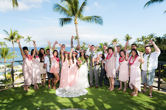 More of Everything | Maui Wedding Planner
