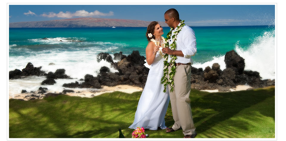 Maui Wedding Planning Ceremonies and Packages - Lahaina, Maui, Hawaii